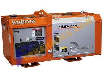 Mengenal Genset Solar Kubota LOWBOY II-GL600