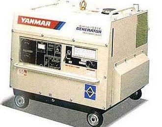 Genset Diesel Dari Yanmar Dengan Kapasitas 5 kVA