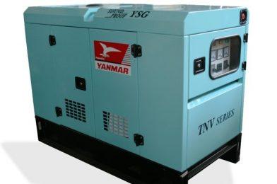 General MT9000GS, Genset Diesel Yang Ramah Budget